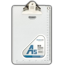 C1083- A5 klip podložka na dokumenty s hliníkovým rámom