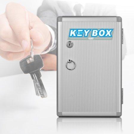 Hliníková skrinka na 24 kľúčov