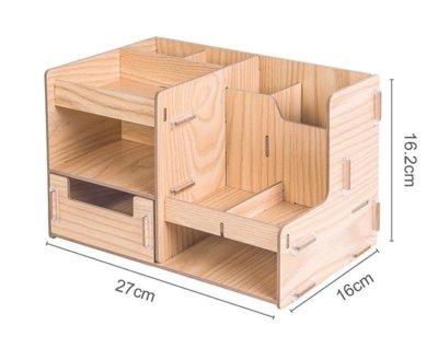 D2069 kompaktný DIY stojan so zásuvkou