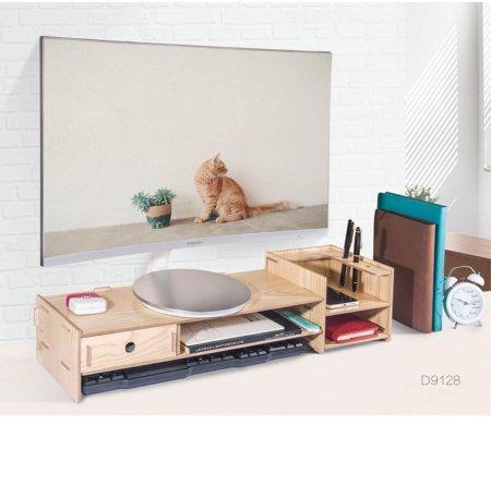 DIY Stojan pod pc monitor promo
