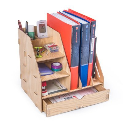 Stojan na pisacie potreby a dokumenty